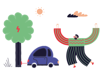 style Eco-transport images in PNG and SVG | Icons8 Illustrations