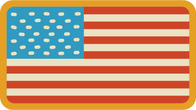 style american flag images in PNG and SVG | Icons8 Illustrations