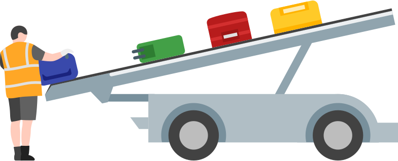 style baggage loader Vector images in PNG and SVG | Icons8 Illustrations