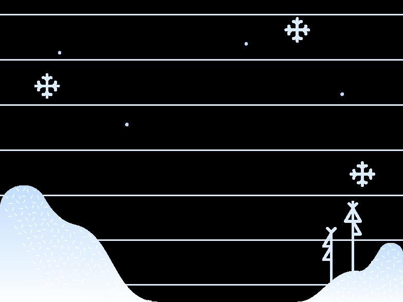 winter Clipart-Grafik als PNG, SVG