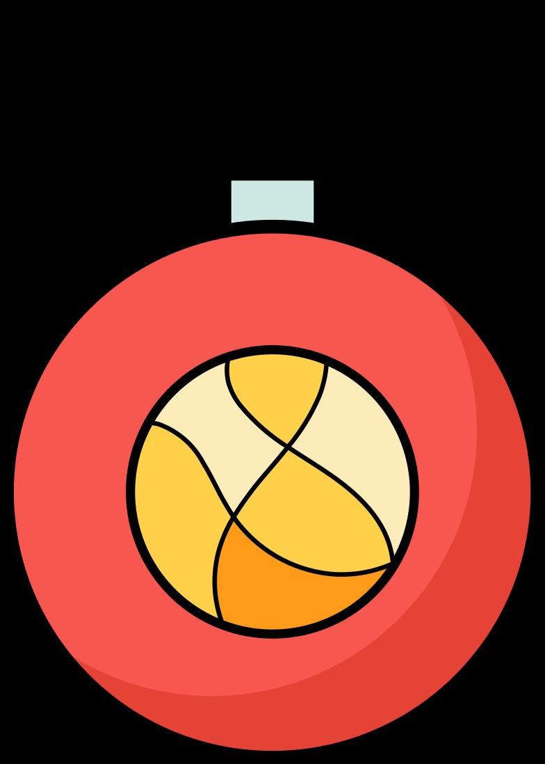Weihnachtsdekoration Clipart-Grafik als PNG, SVG