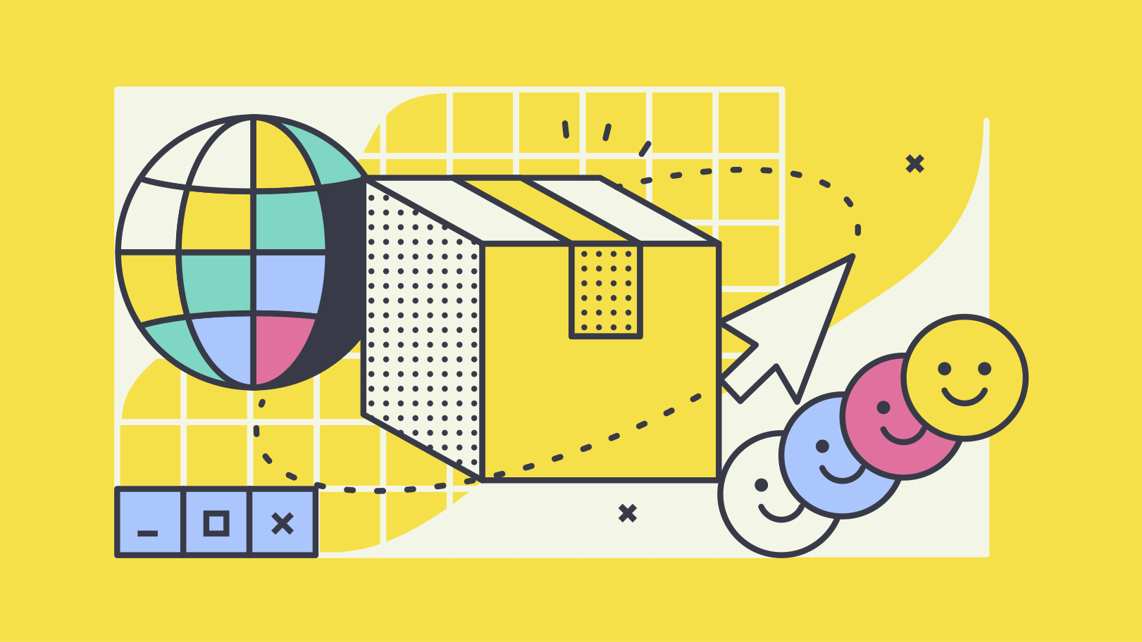 Data exchange Clipart illustration in PNG, SVG
