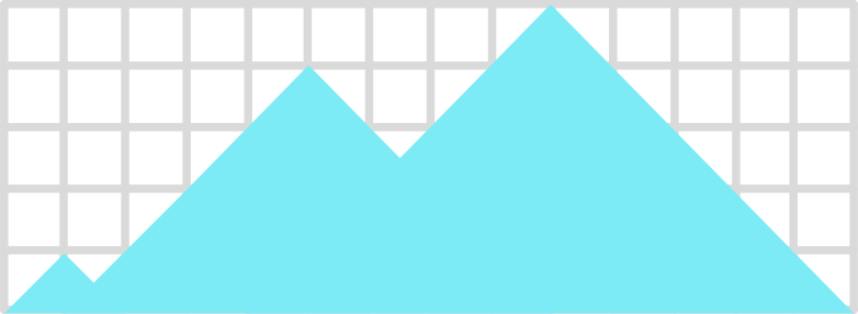 Иллюстрация e синий график линии gls в сети в стиле  в PNG и SVG | Icons8 Иллюстрации