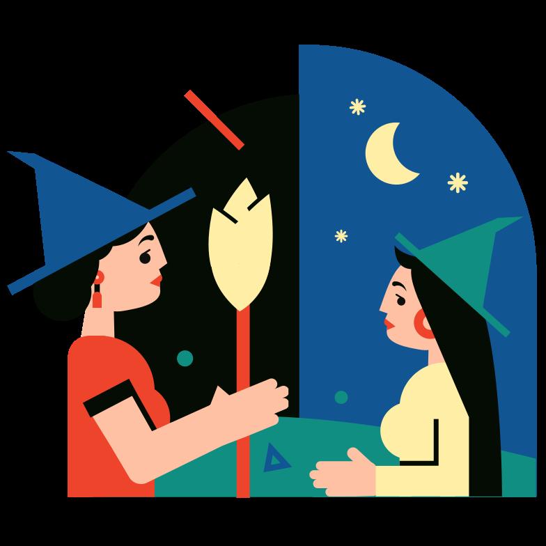 Immagine Vettoriale Scuola di maghi in PNG e SVG in stile  | Illustrazioni Icons8