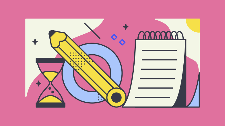 Having job Clipart illustration in PNG, SVG