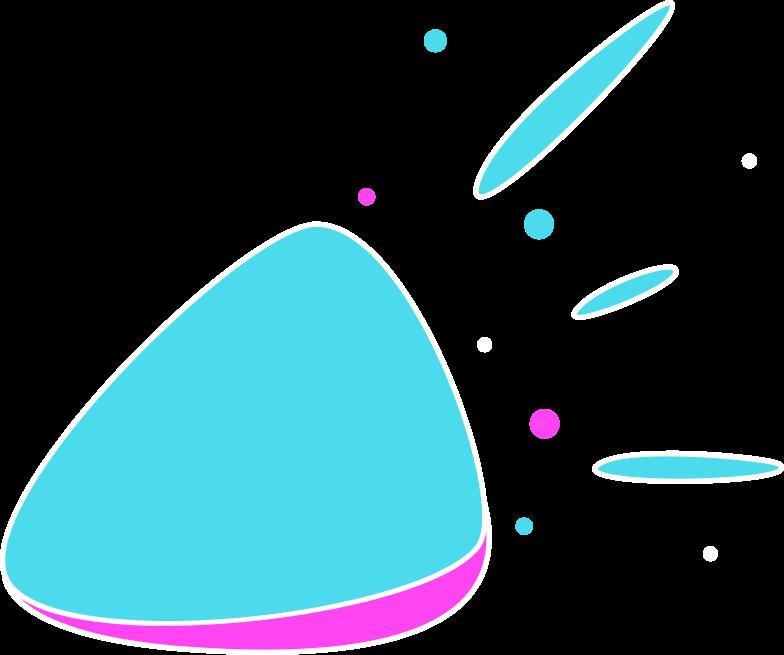 Imágenes vectoriales fanfarria azul rg en PNG y SVG estilo  | Ilustraciones Icons8