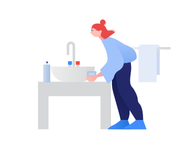 style Wash your hands images in PNG and SVG | Icons8 Illustrations