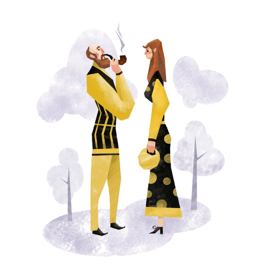 style Man and woman Vector images in PNG and SVG | Icons8 Illustrations