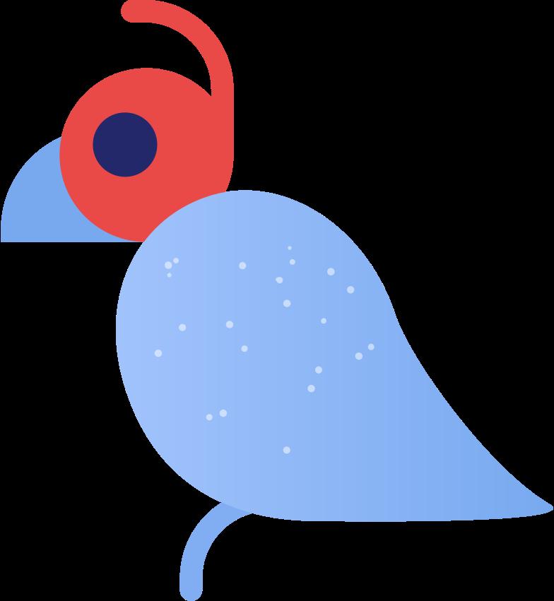parrot Clipart illustration in PNG, SVG