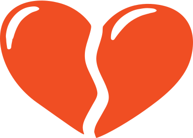 style broken heart images in PNG and SVG | Icons8 Illustrations