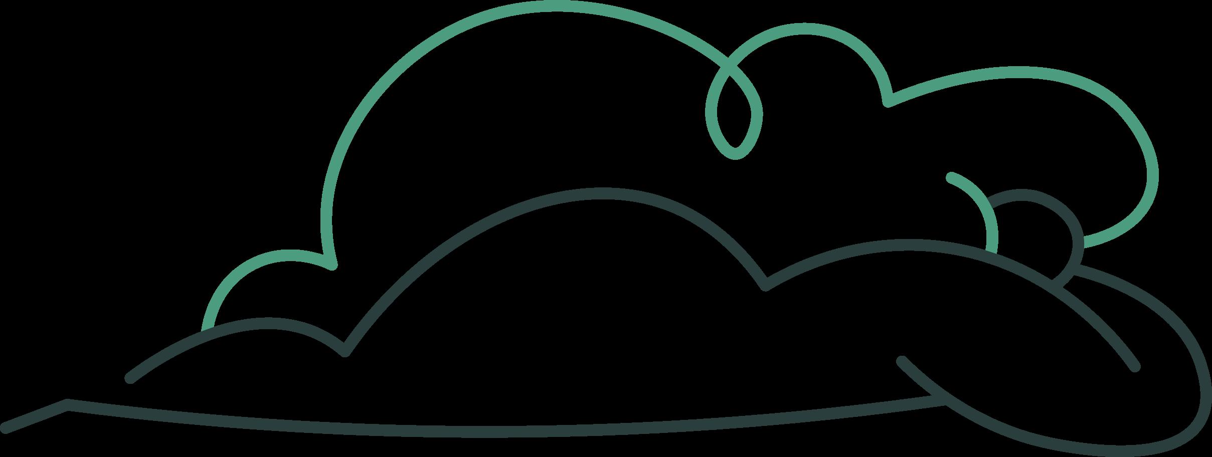 girl lying Clipart illustration in PNG, SVG