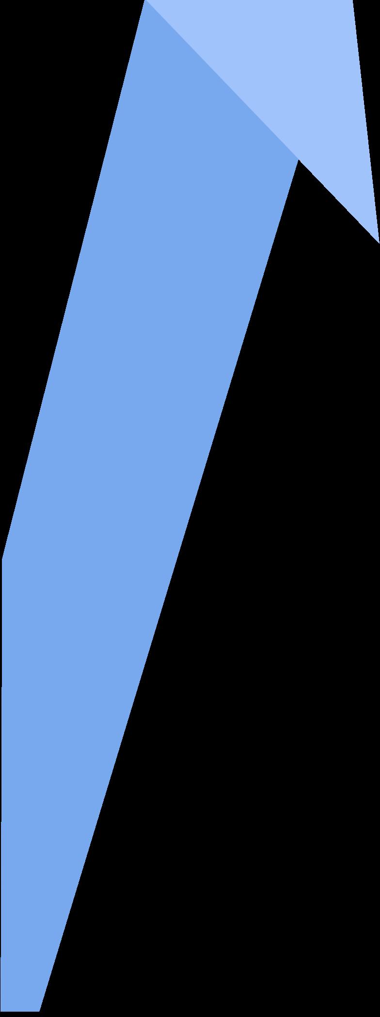 sedge leaf Clipart illustration in PNG, SVG
