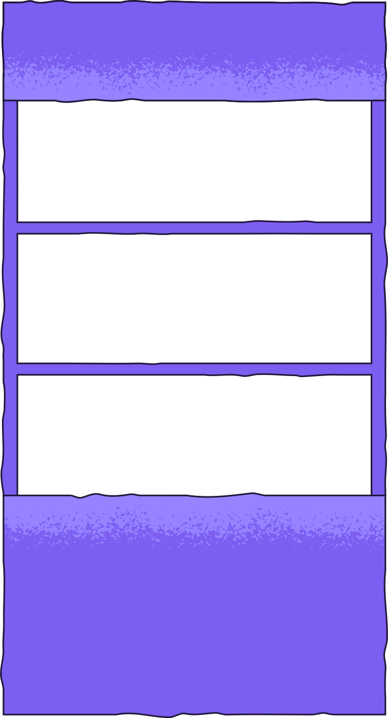store shelf empty Clipart illustration in PNG, SVG