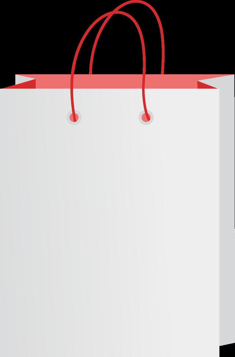 Bolsa de compras Clipart illustration in PNG, SVG