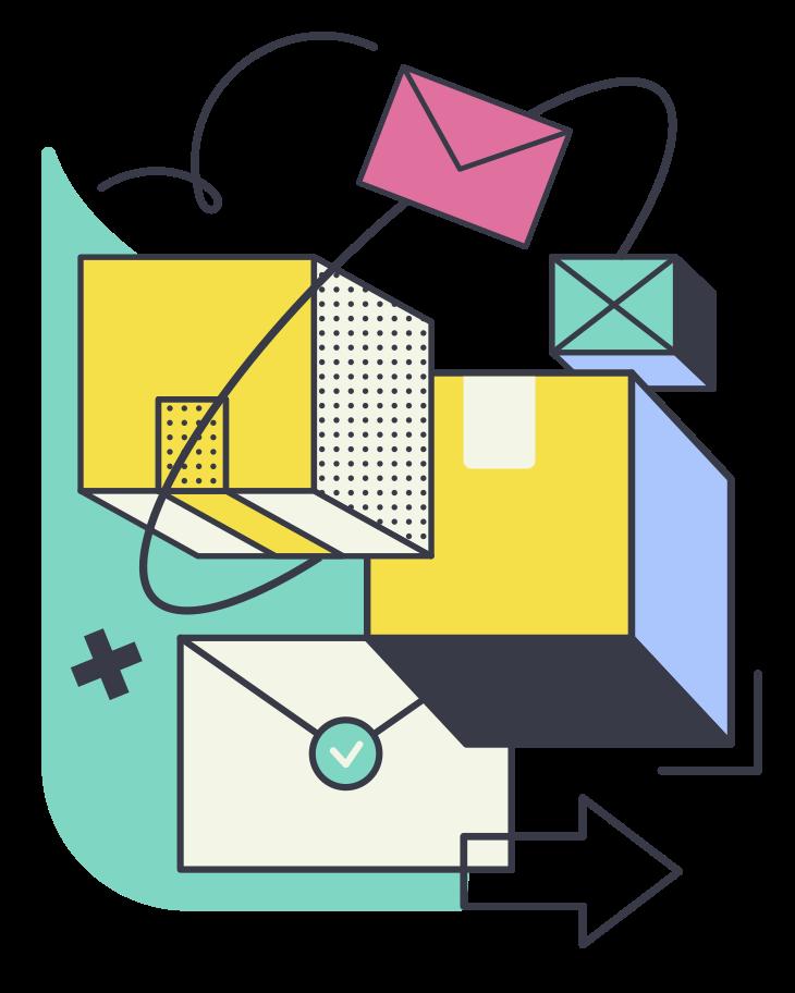 Post Clipart illustration in PNG, SVG