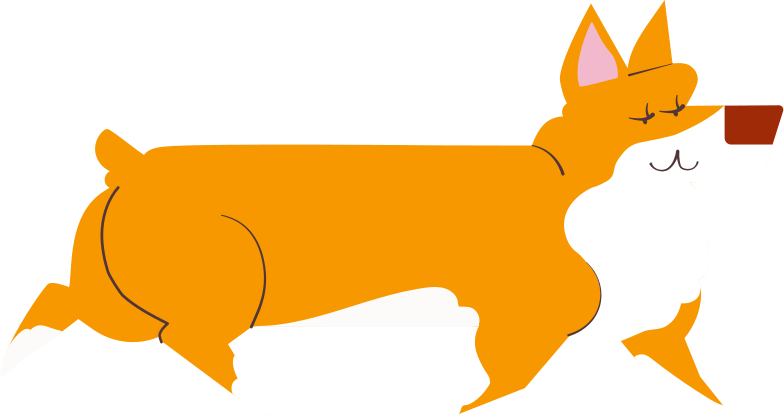 style corgi Vector images in PNG and SVG | Icons8 Illustrations