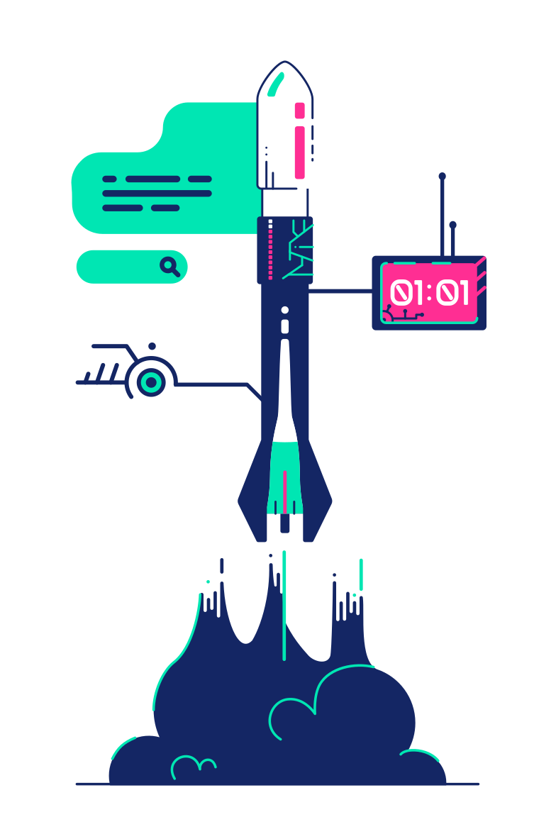 style Rocket launch Vector images in PNG and SVG | Icons8 Illustrations