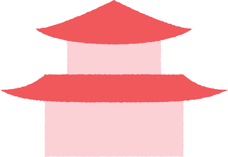 style pagoda short Vector images in PNG and SVG | Icons8 Illustrations