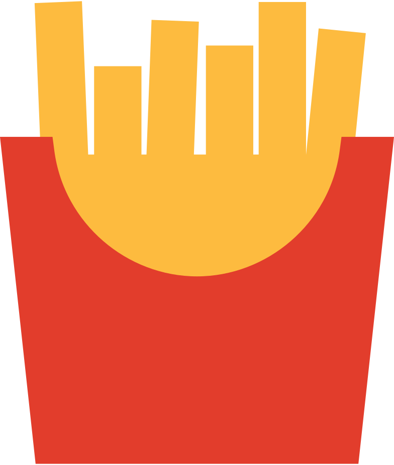 style french fries Vector images in PNG and SVG | Icons8 Illustrations