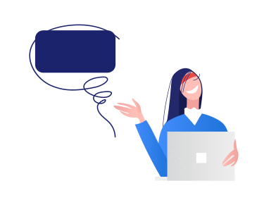 style Online consultation images in PNG and SVG | Icons8 Illustrations