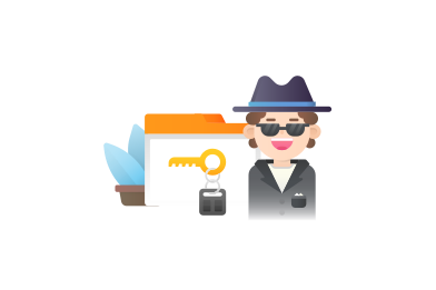 style Security service  images in PNG and SVG | Icons8 Illustrations