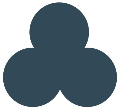 style trefoil dark blue images in PNG and SVG   Icons8 Illustrations