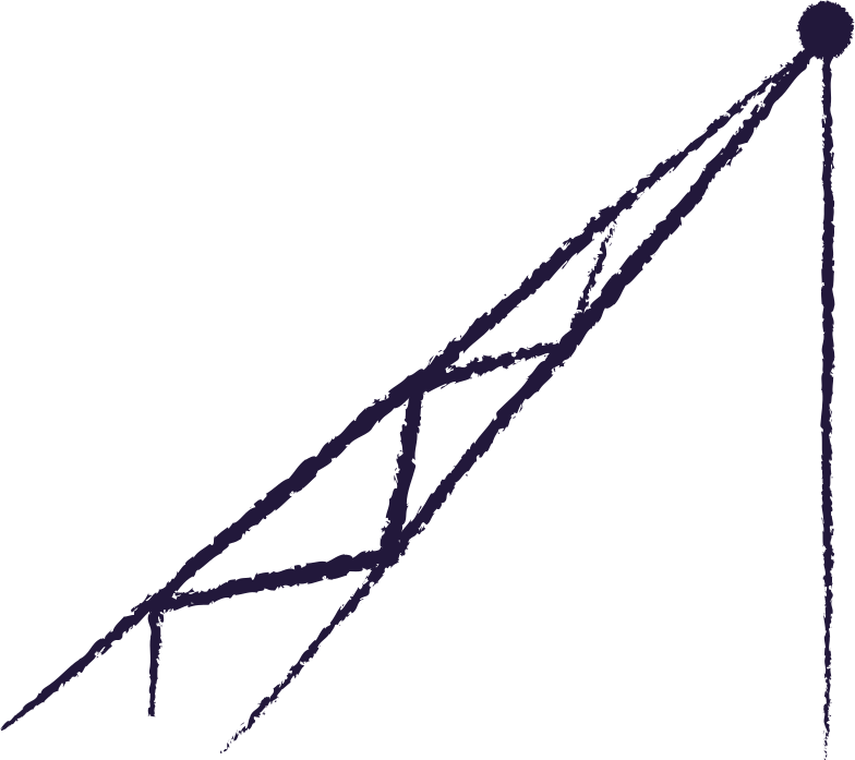 crane Clipart illustration in PNG, SVG