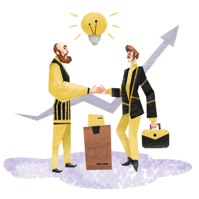 style Business images in PNG and SVG | Icons8 Illustrations