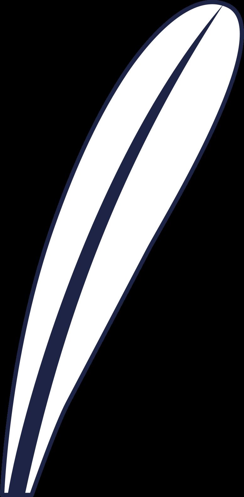 leaf 5 line Clipart illustration in PNG, SVG