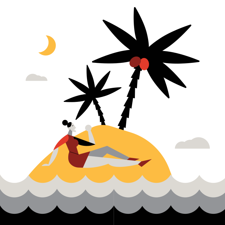 Not bad Clipart illustration in PNG, SVG