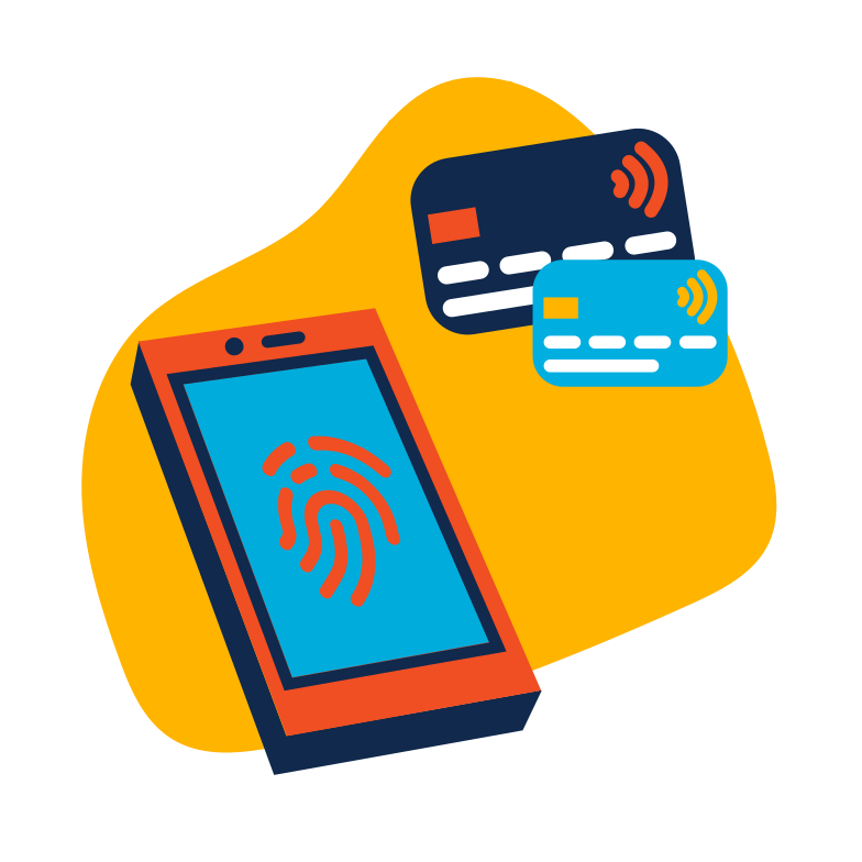 Touch ID Clipart illustration in PNG, SVG