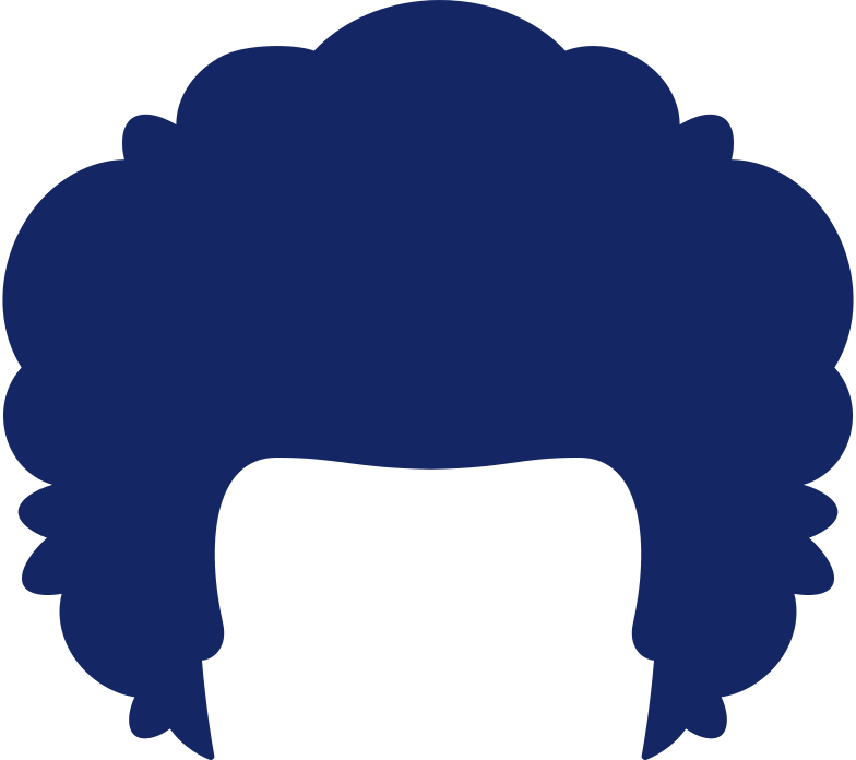 hair Clipart illustration in PNG, SVG
