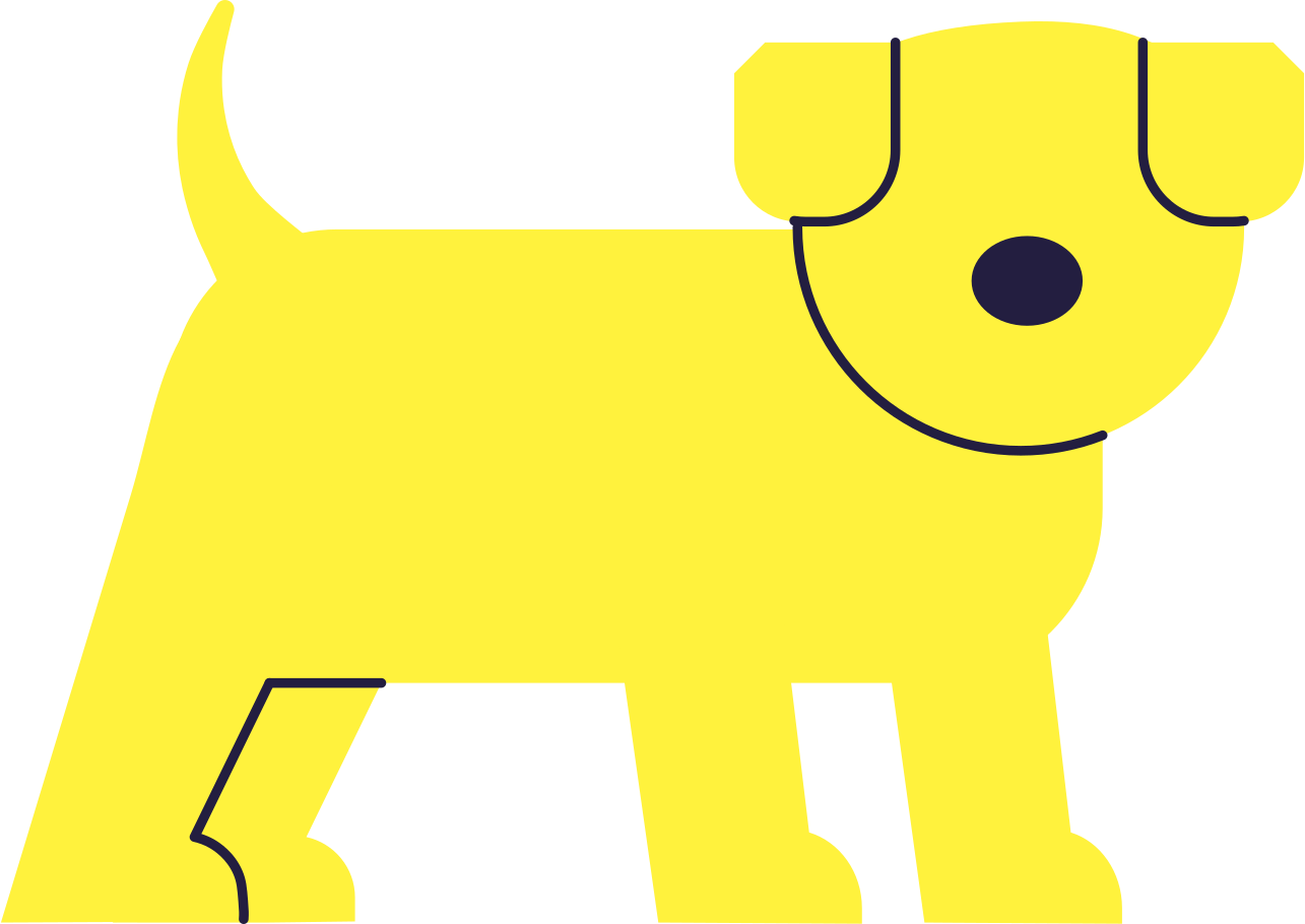 style puppy Vector images in PNG and SVG | Icons8 Illustrations