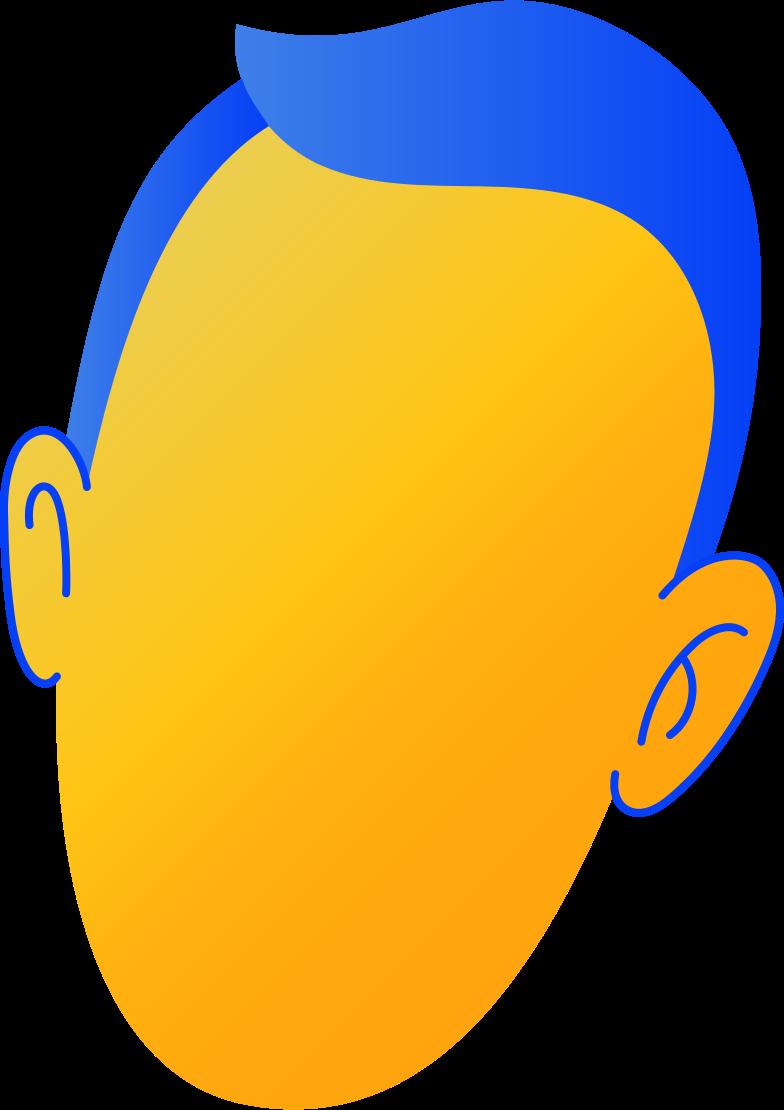 PNGとSVGの  スタイルの head ベクターイメージ | Icons8 イラスト