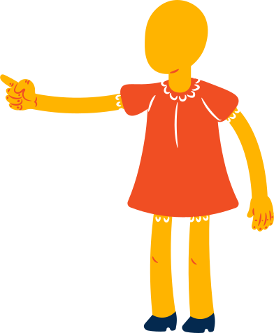 style girl points images in PNG and SVG | Icons8 Illustrations