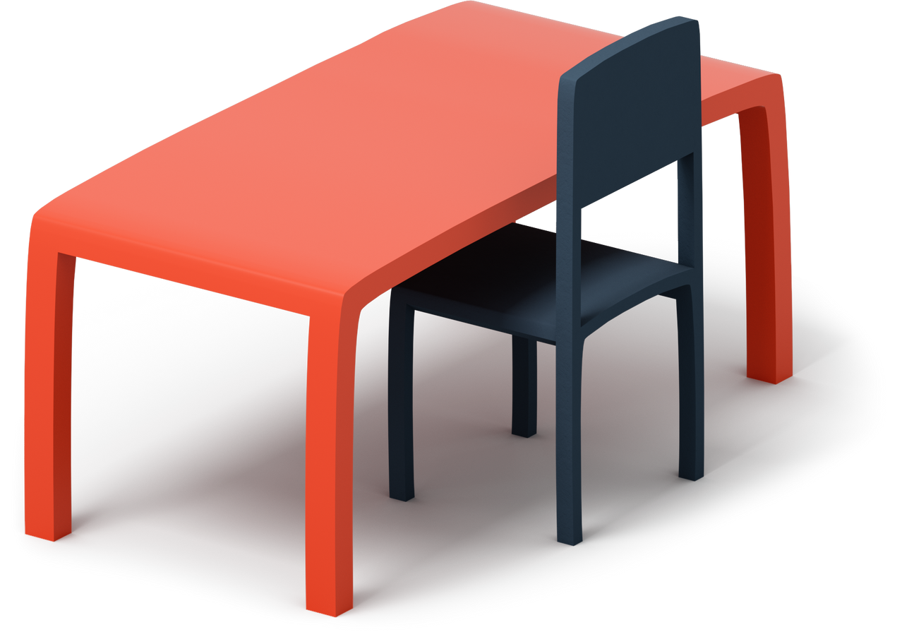 style class table with chair Vector images in PNG and SVG   Icons8 Illustrations