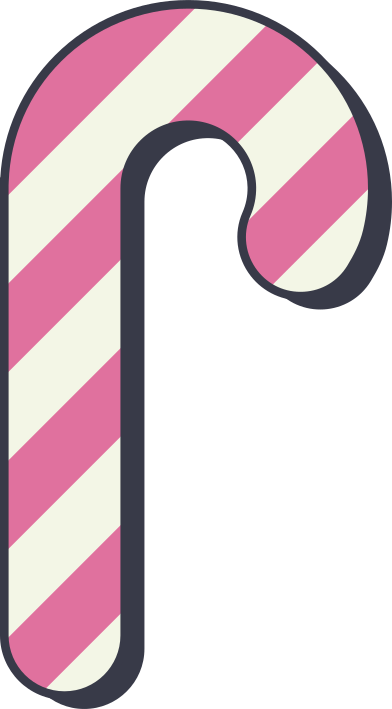 style candy cane images in PNG and SVG   Icons8 Illustrations