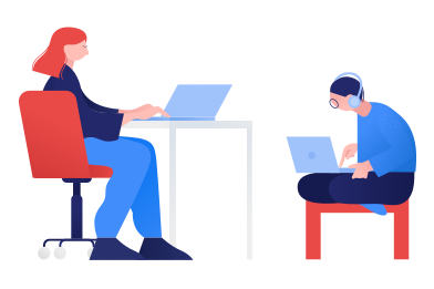 style Coworking images in PNG and SVG | Icons8 Illustrations