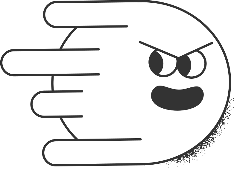 come back later 2  ghost Clipart illustration in PNG, SVG
