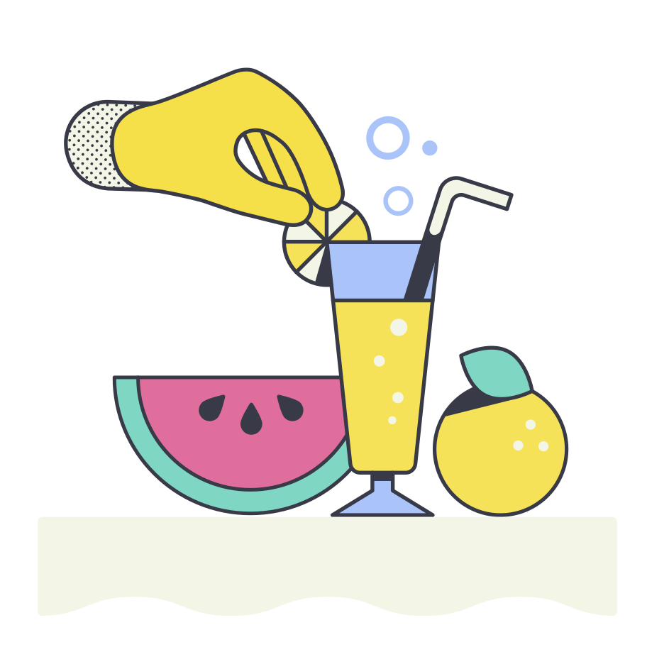 Cocktail Clipart illustration in PNG, SVG