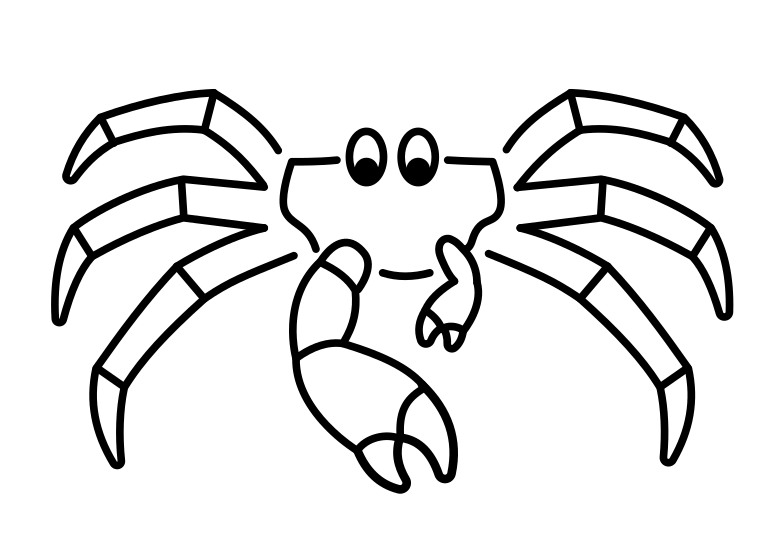 style crab Vector images in PNG and SVG | Icons8 Illustrations