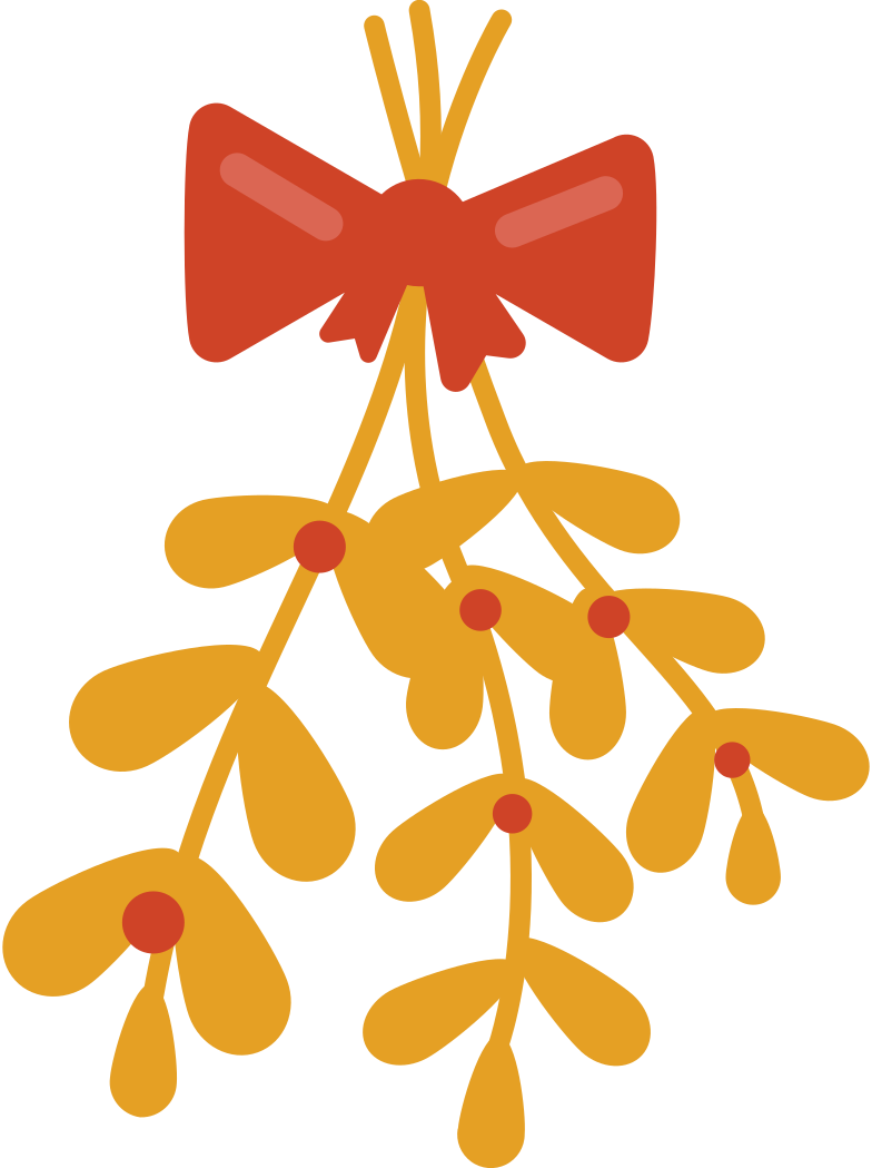 style mistletoe Vector images in PNG and SVG | Icons8 Illustrations