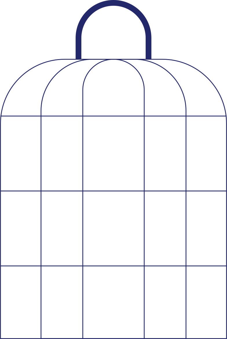 cage Clipart illustration in PNG, SVG