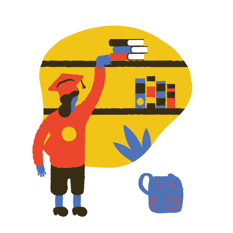Education Clipart illustration in PNG, SVG
