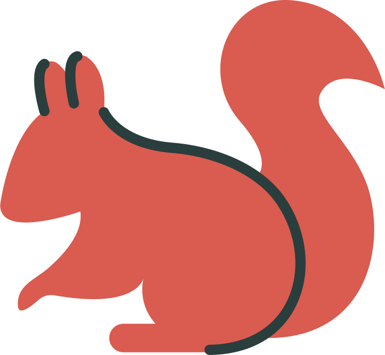 style squirrel Vector images in PNG and SVG | Icons8 Illustrations