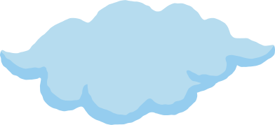 style chubby cloud images in PNG and SVG | Icons8 Illustrations
