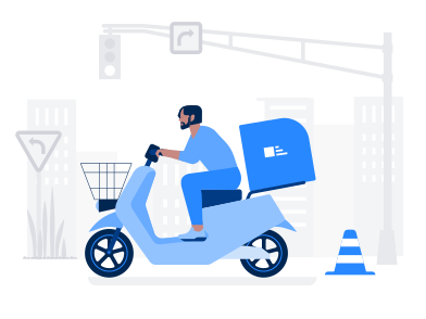 style Food Delivery images in PNG and SVG | Icons8 Illustrations