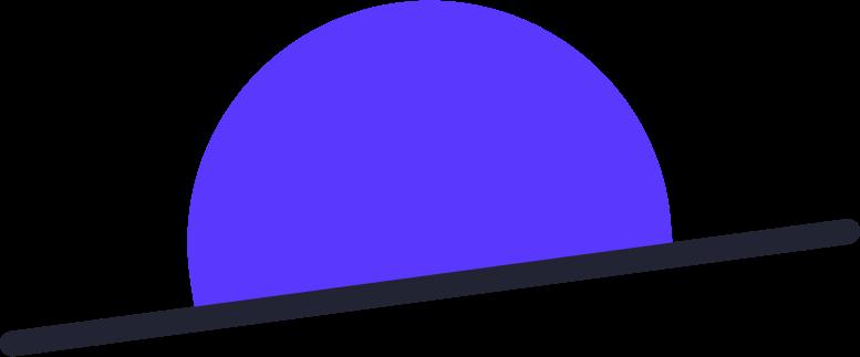 hat color Clipart illustration in PNG, SVG