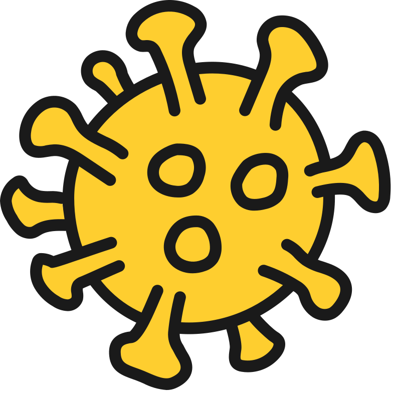 style coronavirus molecule small Vector images in PNG and SVG | Icons8 Illustrations