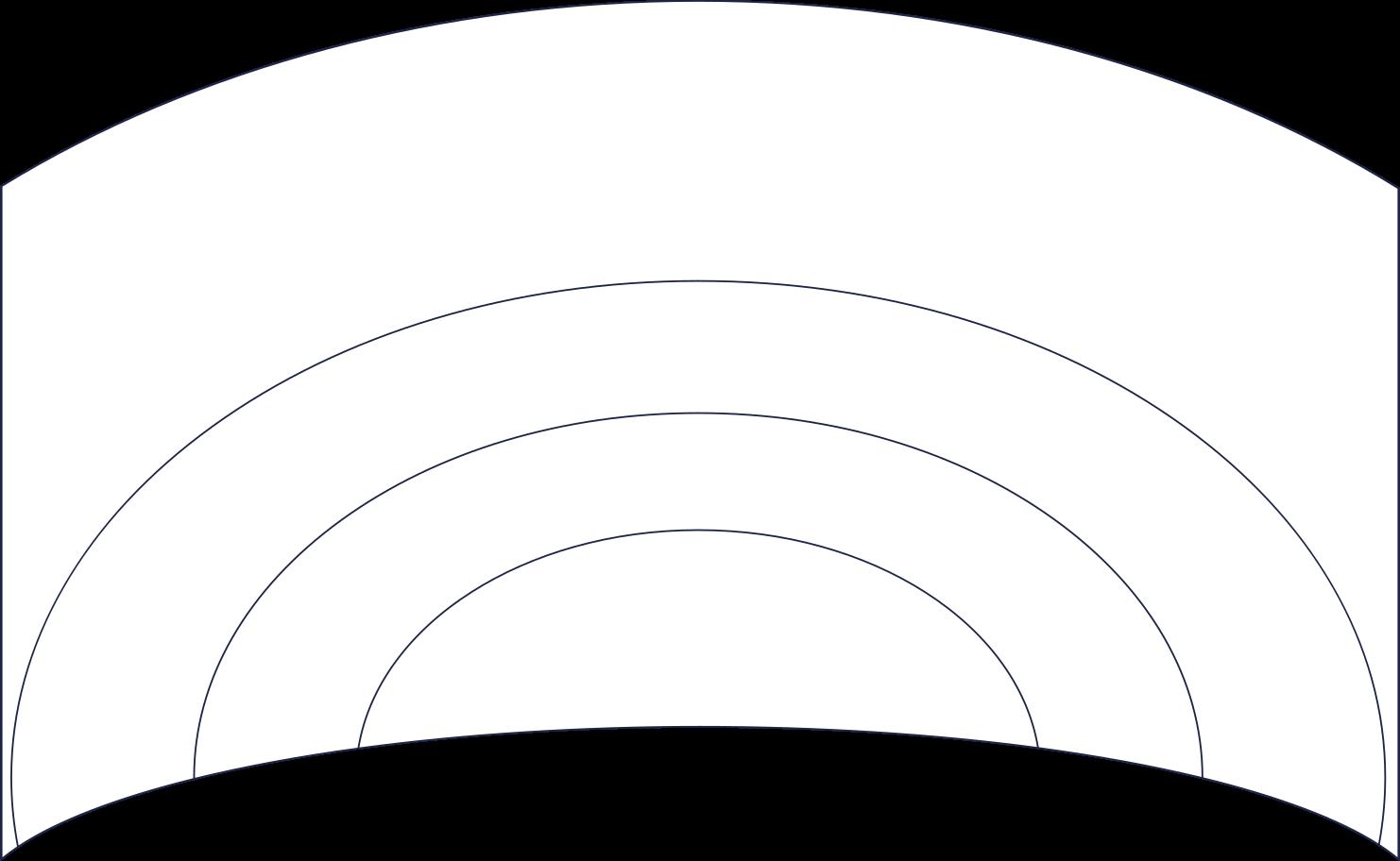 no connection  spase landscape line Clipart illustration in PNG, SVG